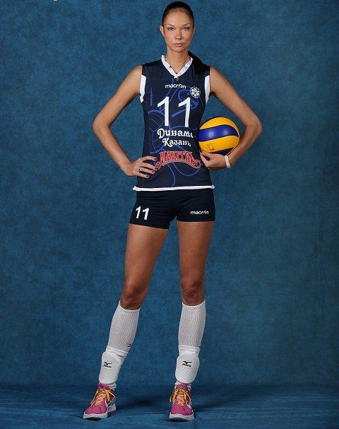 Женская форма для волейбола. В чём играть, тренироваться?
