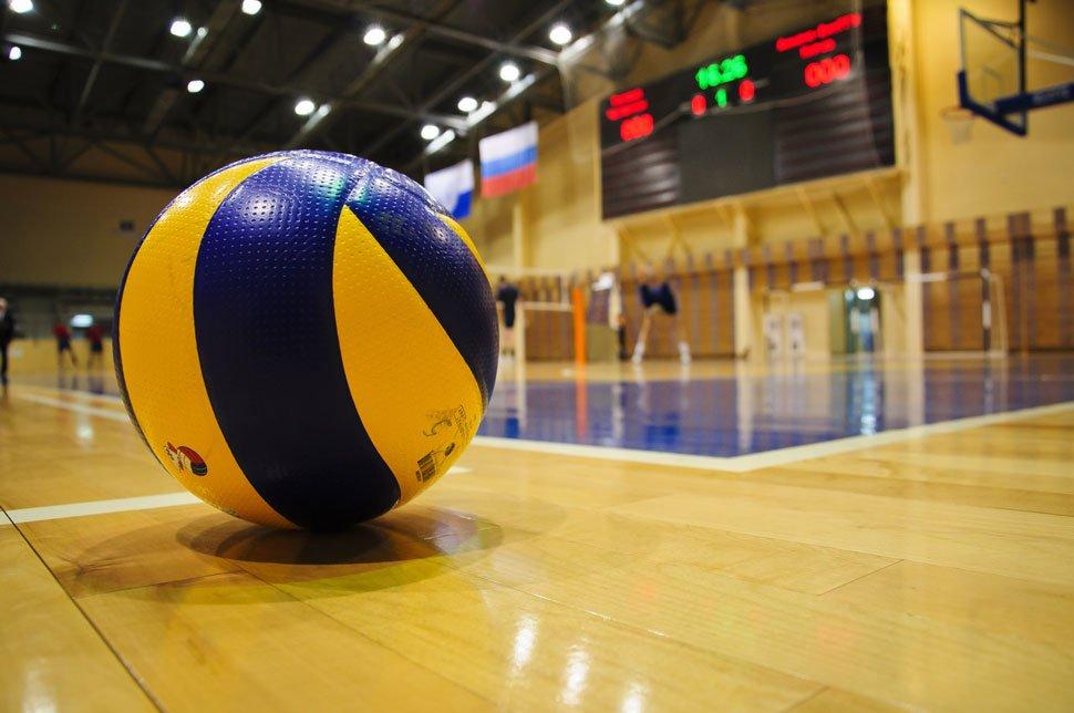 Расписание  игр финала первенства России по волейболу среди юношей 2002-2003 г.р.