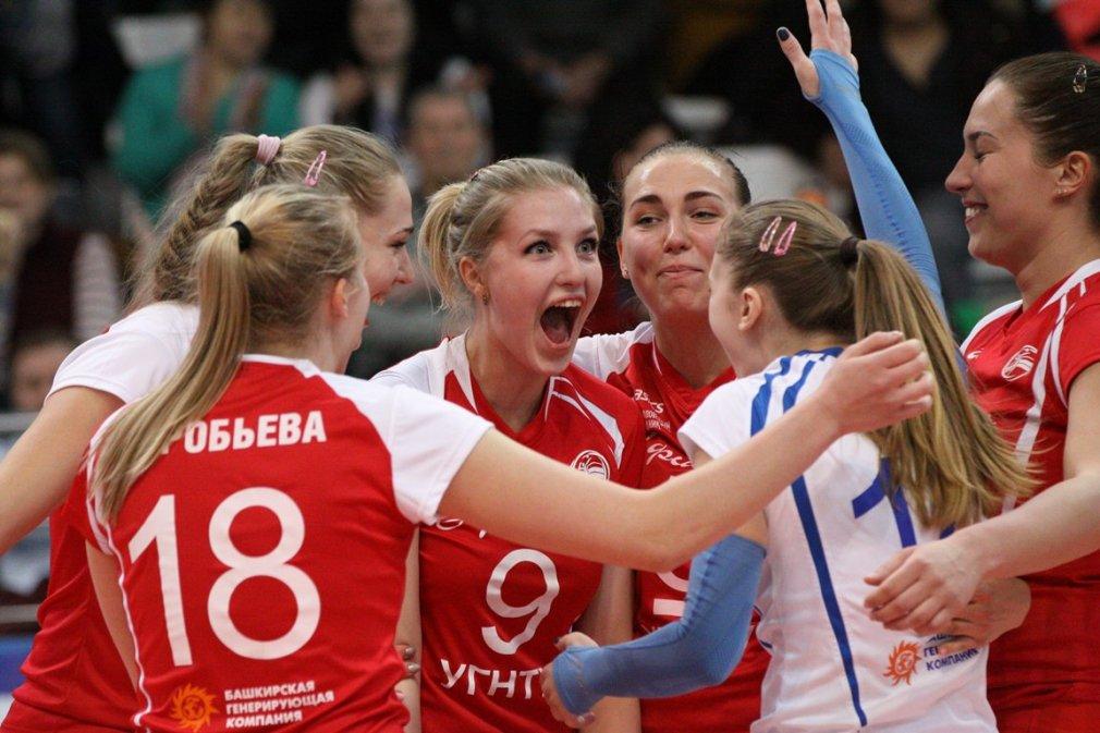 Победитель ЧГУ по волейболу сыграет с Уфимочкой