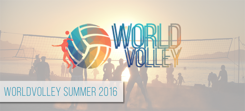 Анонс чемпионата WorldVolley Summer-2016