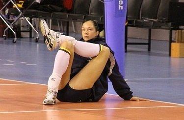 Женская форма для волейбола. В чём играть, тренироваться  » Волейбол ... d1c424f7636